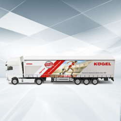 Modell Kögel Cargo Scania CS20 HD