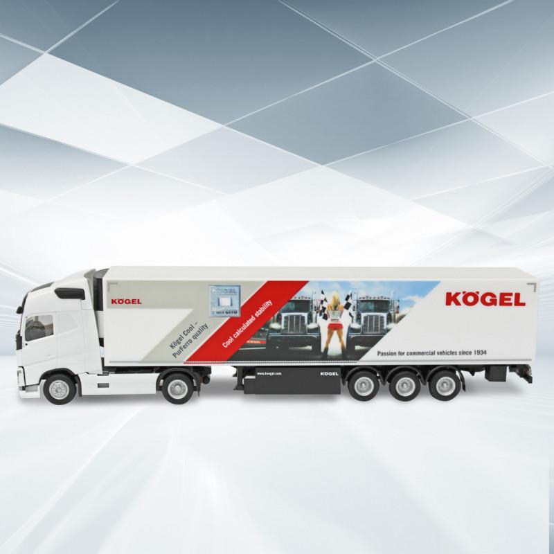 Modell Kögel Cool - PurFerro quality DAF XF SSC Euro 6