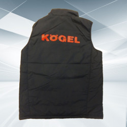 Driver's jacket front